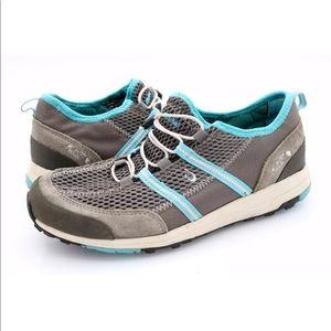 Olukai Womens Kia Trainer Athletic Sneakers Shoe